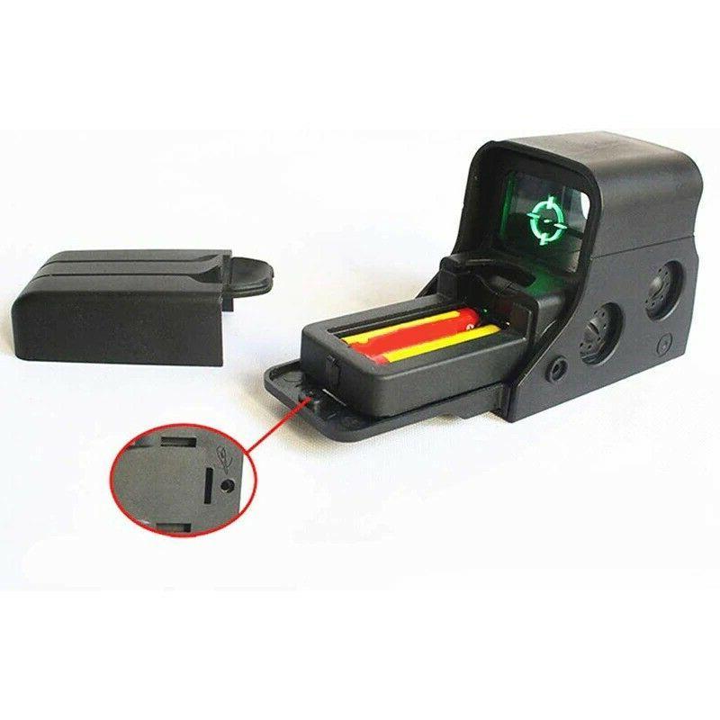 Paintball Airsoft Armas Gun Green Dot