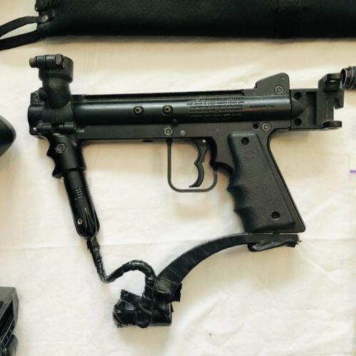 Paintball Lot Guns and Accessories Tippmann 98 Custom Hopper