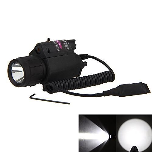 picatinny flashlight glock laser sights