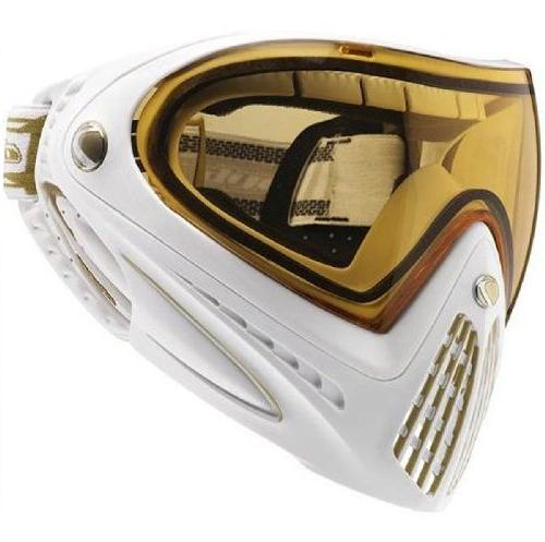 Dye Precision I4 Thermal Paintball Goggle, White
