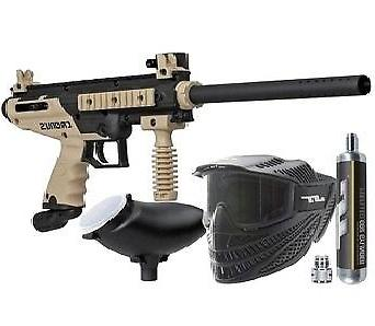 RAPTOR Tippmann Cronus Paintball Gun Semi Auto - Power Pack