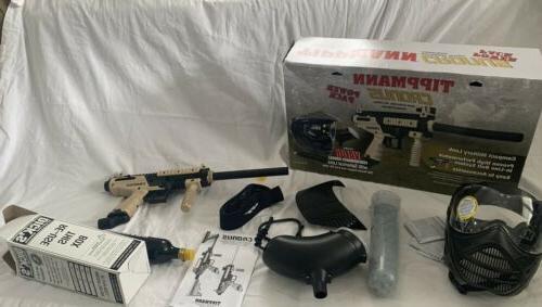 raptor cronus paintball gun semi