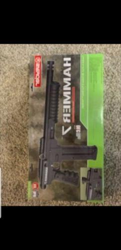 Rare New Spyder Hammer 7 paintball gun