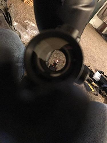 Red Rifle Optics Fits up Lens Airsoft