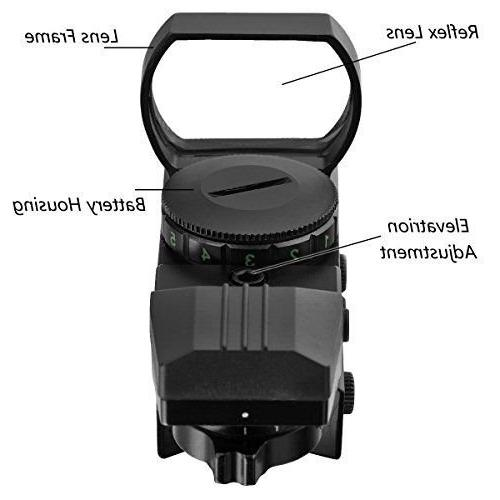 Feyachi Reflex Adjustable Both sight!