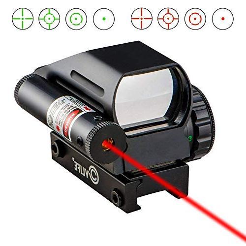reflex sight red green 4