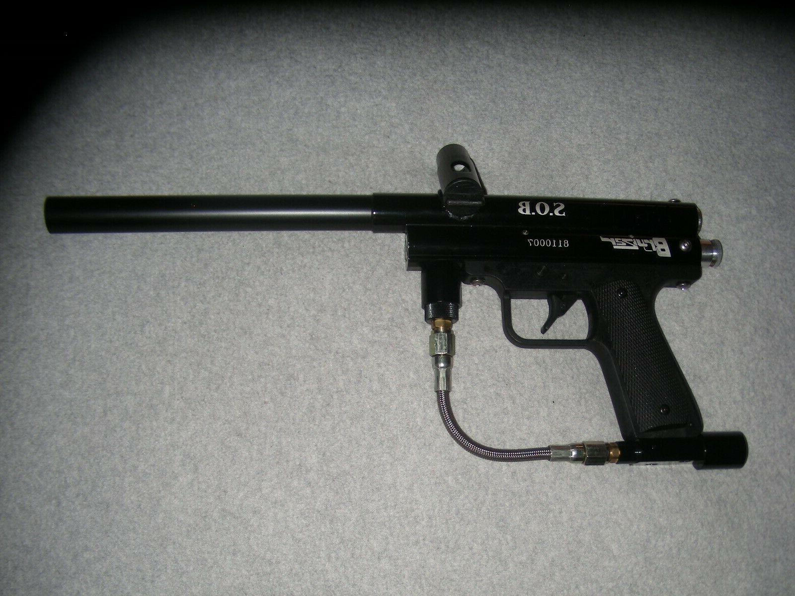 s o b paintball paint ball gun