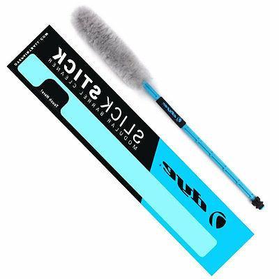 Dye Slick Stick - Swab / Squeegee - Cyan - Paintball