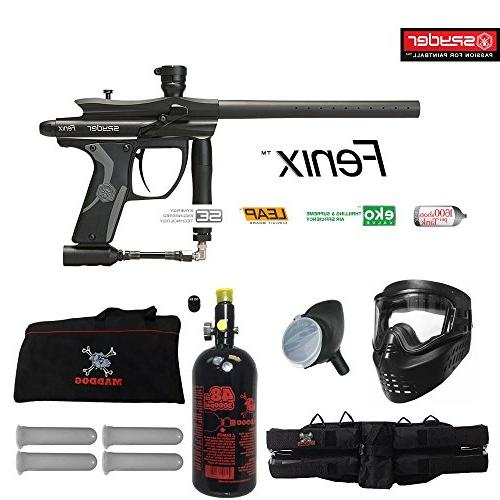 spyder fenix beginner hpa paintball