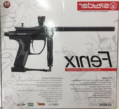 Spyder Fenix Gun -