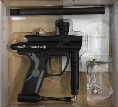 Spyder Gun Black