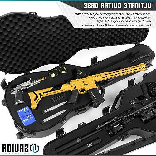 Savior Tactical Gun Carrier Case - to Firearm, Carry, Design