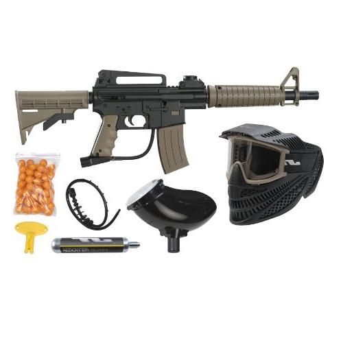 tactical ready play paintball marker