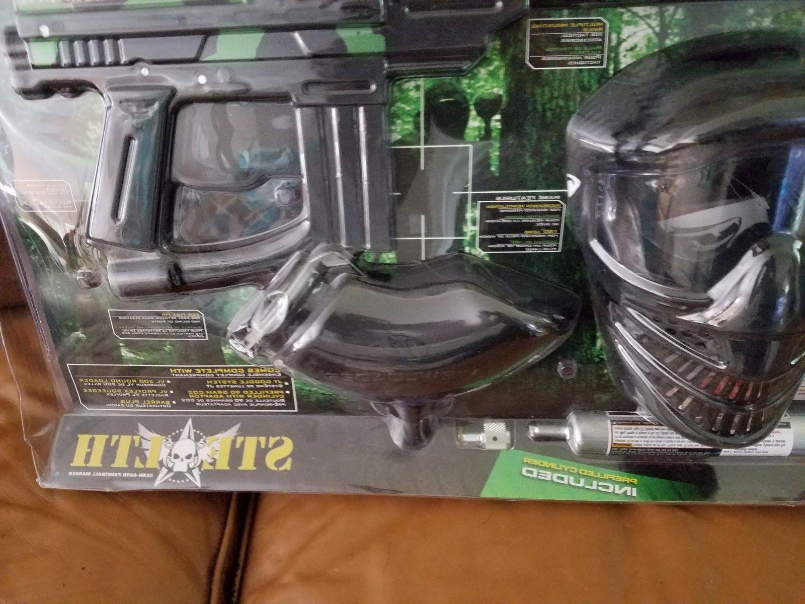 JT CAMO PAINTBALL KIT NEW IN