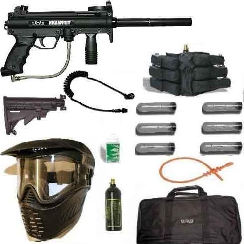 a5 sniper paintball gun kit