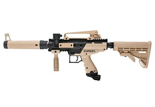 MAddog Tippmann Starter Protective Gun Package - Black/Tan