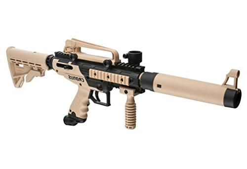 Starter CO2 Gun Package Black/Tan