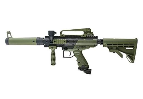 MAddog Tippmann Cronus HPA Red Dot Paintball Gun