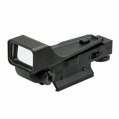 NcSTAR Tippmann Red Dot Reflex Sight/Weaver Base