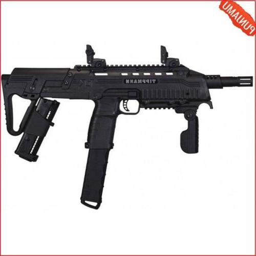GI Sportz Tippmann TCR Magfed Tactical CQB Paintball Gun Bla