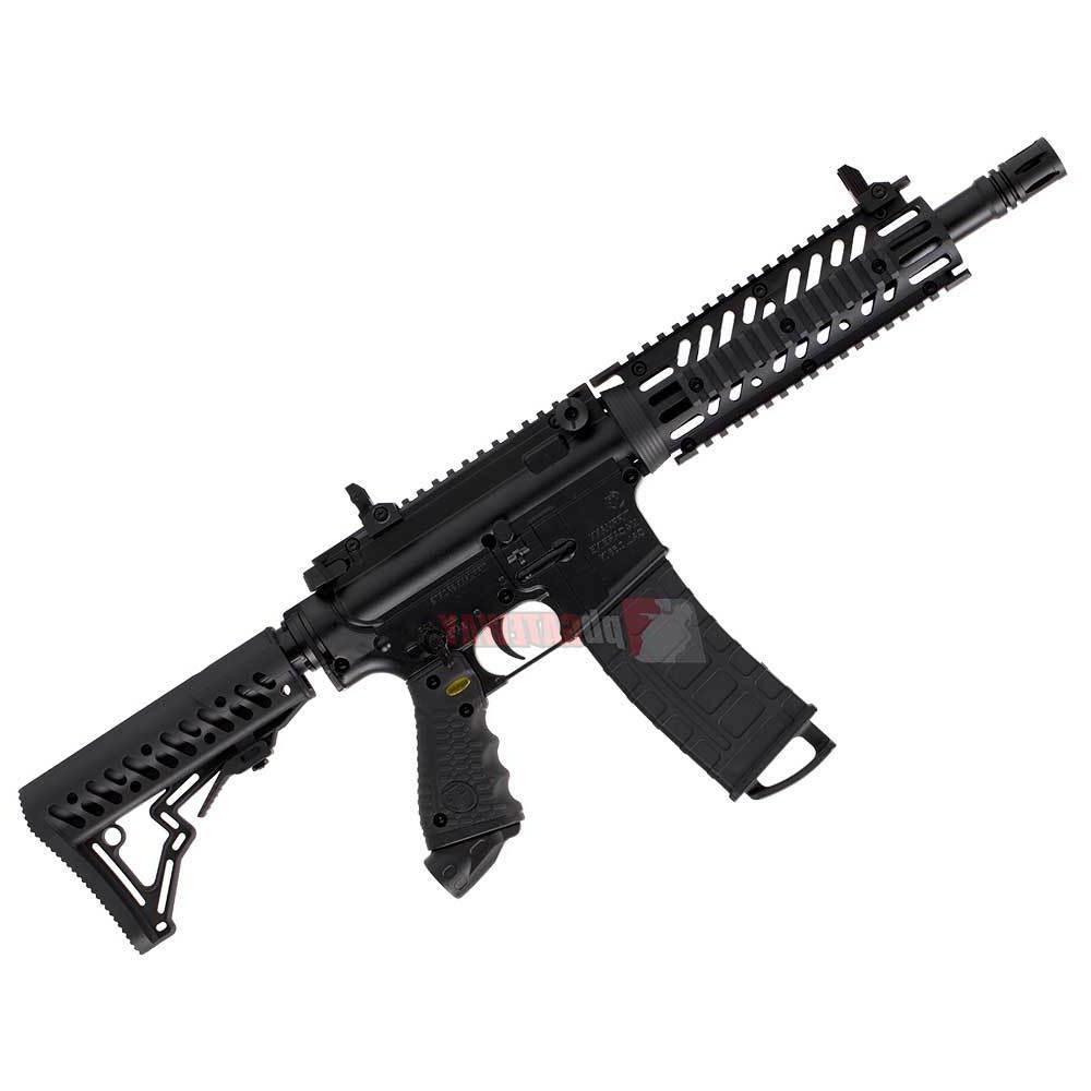 Tippmann TMC Paintball Gun Magfed Milsim with Black