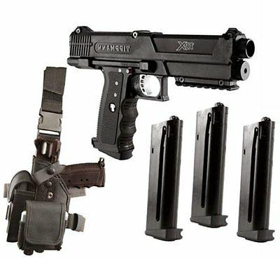 tpx paintball pistol starter kit