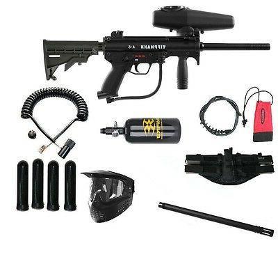 New Tippmann A5 HE Inch Barrel Pack Paintball Gun