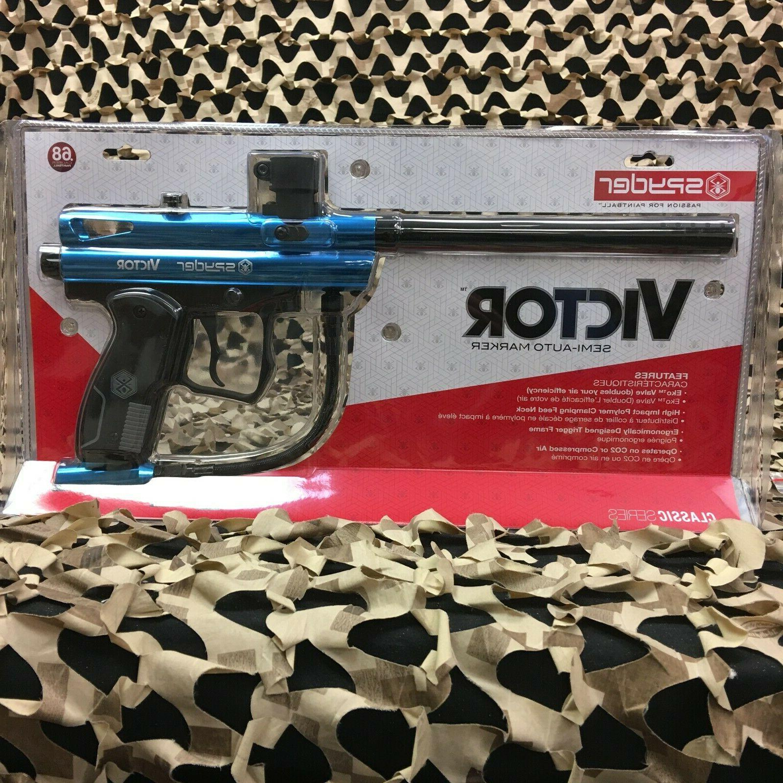 victor paintball marker