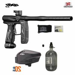 Maddog Empire Axe 2.0 HPA Compressed Air Paintball Gun Packa