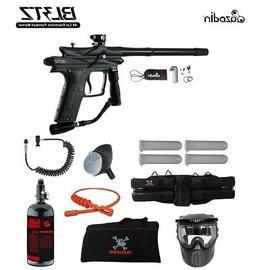 Maddog Azodin Blitz 3 Specialist HPA Paintball Gun Marker Pa
