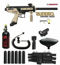 Tippmann Maddog Cronus Basic HPA Red Dot Paintball Gun Marke