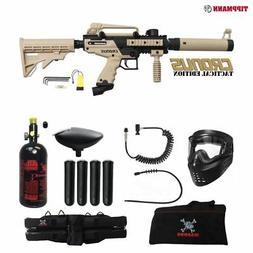 Tippmann Maddog Cronus Tactical Specialist HPA Paintball Gun