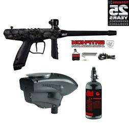 Tippmann Maddog Gryphon FX Basic HPA Paintball Gun Marker Pa