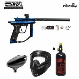 Maddog Azodin Kaos 2 Beginner HPA Paintball Gun Marker Packa