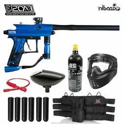 Maddog Azodin Kaos 3 Titanium Paintball Gun Marker Starter P