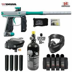 Maddog Empire Mini GS Expert Paintball Gun Kit - Dust Grey /
