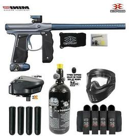Maddog Empire Mini GS Expert Paintball Gun Package - Dust Du