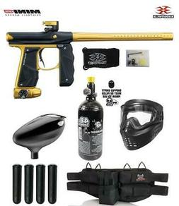 Maddog Empire Mini GS Starter HPA Paintball Gun Marker Packa