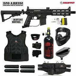 Maddog Tippmann Sierra One Starter Protective HPA Paintball
