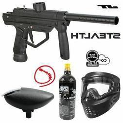 Maddog JT Stealth Semi-Automatic Bronze CO2 Paintball Gun St