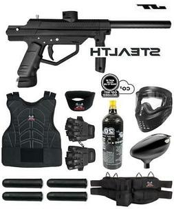 Maddog JT Stealth Semi-Automatic Protective CO2 Paintball Gu