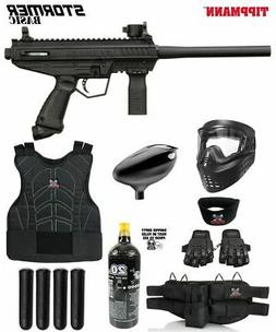 Maddog Tippmann Stormer Basic Protective CO2 Paintball Gun M