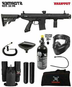 Maddog Tippmann Stormer Elite Dual Fed Private HPA Paintball