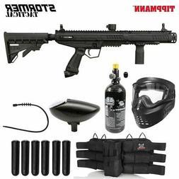 Maddog Tippmann Stormer Tactical Titanium HPA Paintball Gun