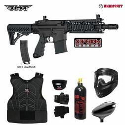 Tippmann Maddog TMC MAGFED Protective CO2 Paintball Gun Pack