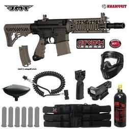 Tippmann Maddog TMC MAGFED Tactical Red Dot Paintball Gun Pa