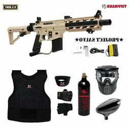 Tippmann Maddog US Army Project Salvo Protective CO2 Paintba