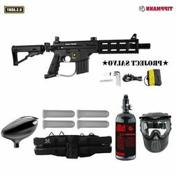 Tippmann Maddog US Army Project Salvo Starter HPA Paintball