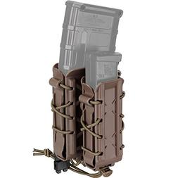 IDOGEAR Mag Pouch 5.56mm 7.62mm Rifle Magazine Pouches Molle