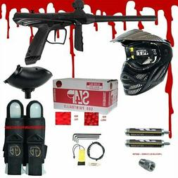 Tippmann MIDNIGHT Gryphon .68 CAL Paintball Gun Kit READY PL